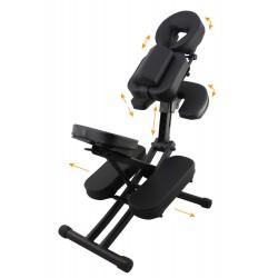 Chaise de massage CALYPSO transportableAuluga Services – Matériel Médical