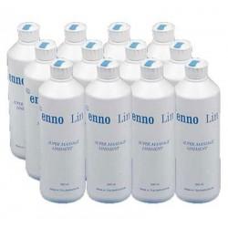 Crème de massage Enno Lin bouteille de 500 ml (carton de 12)Auluga Services – Matériel Médical