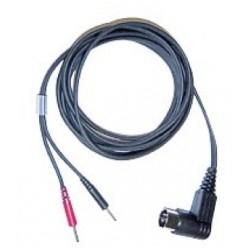 Câble patient pour ENRAF séries 5 & 9 & 491Auluga Services – Matériel Médical
