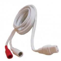 Câble patient pour ENRAF Tens-Med 911 & 931 ( x 1 )Auluga Services – Matériel Médical