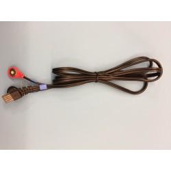 Câble 8 poles SNAP pour Energy - Fitness - Body BleuAuluga Services – Matériel Médical