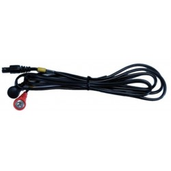 Câble 6 poles SNAP Energy - Fitness - Body JauneAuluga Services – Matériel Médical