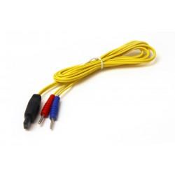 Câble pour SCHWA MEDICO EMP 4 - EMP 2 Pro JauneAuluga Services – Matériel Médical