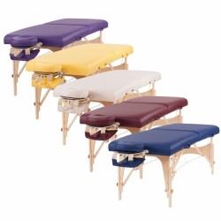 Table de massage pliante OAKWORKS 5 couleursAuluga Services – Matériel Médical