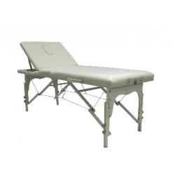 Table de massage pliante Bois WOOD PLUS 3 couleursAuluga Services – Matériel Médical