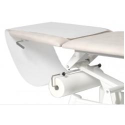 Porte rouleau pour table Manumed optimale sauf table OstéoAuluga Services – Matériel Médical