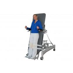 MANUMED VERTIC 1P - rails de fixation jambesAuluga Services – Matériel Médical