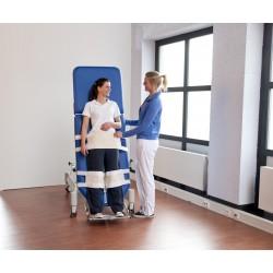 MANUMED VERTIC 2P - rails de fixation jambesAuluga Services – Matériel Médical